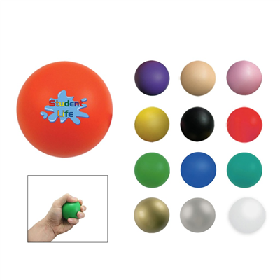 Stress Balls Full Color Imprint