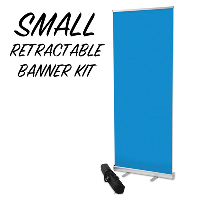 Retractable Banner - Small
