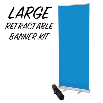 Retractable Banner - Large